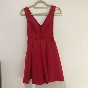 Red Hot and Delicious Dress